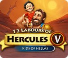 12 Labours of Hercules: Kids of Hellas тоглоом