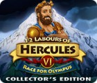 12 Labours of Hercules VI: Race for Olympus. Collector's Edition тоглоом