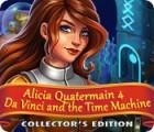 Alicia Quatermain 4: Da Vinci and the Time Machine Collector's Edition тоглоом