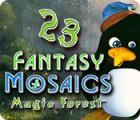 Fantasy Mosaics 23: Magic Forest тоглоом