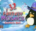 Fantasy Mosaics 32: Santa's Hut тоглоом