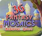 Fantasy Mosaics 36: Medieval Quest тоглоом