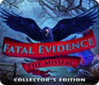 Fatal Evidence: The Missing Collector's Edition тоглоом
