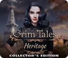Grim Tales: Heritage Collector's Edition тоглоом