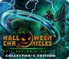 Halloween Chronicles: Evil Behind a Mask Collector's Edition тоглоом
