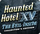 Haunted Hotel XV: The Evil Inside Collector's Edition тоглоом
