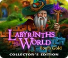 Labyrinths of the World: Fool's Gold Collector's Edition тоглоом