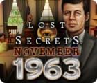 Lost Secrets: November 1963 тоглоом