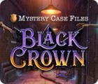 Mystery Case Files: Black Crown тоглоом