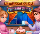 Restaurant Solitaire: Pleasant Dinner тоглоом