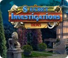 Secret Investigations: Themis тоглоом