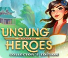 Unsung Heroes: The Golden Mask Collector's Edition тоглоом